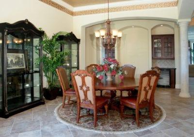 Villa Centinale formal_dining