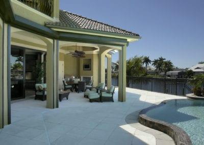 Villa Centinale outdoor living