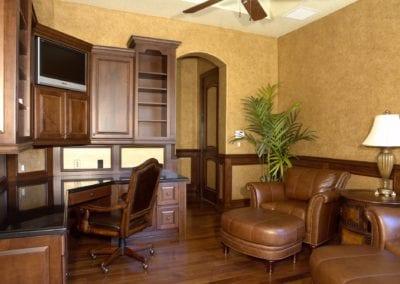 Villa Centinale study